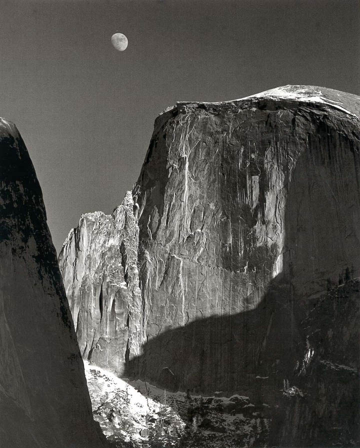 ansel-adams-yosemite-1960