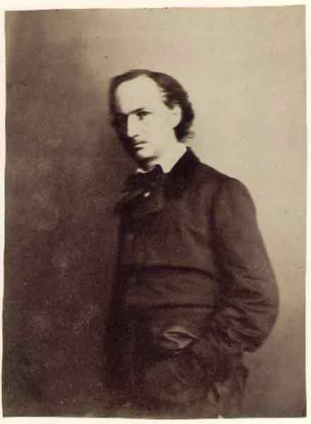 Charles Baudelaire 1856-58