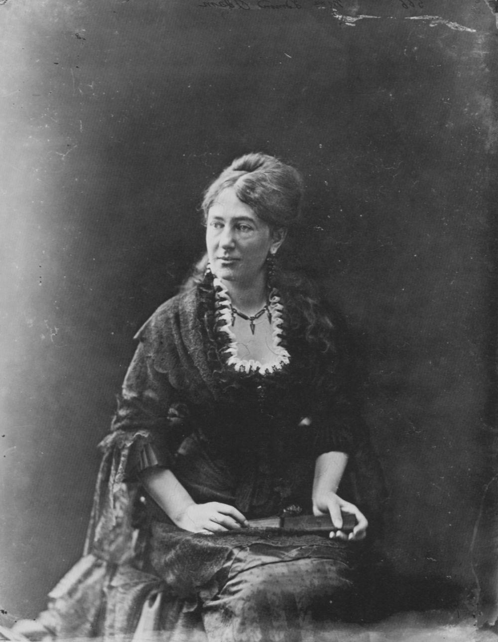 Juliette Adam (1836-1936)