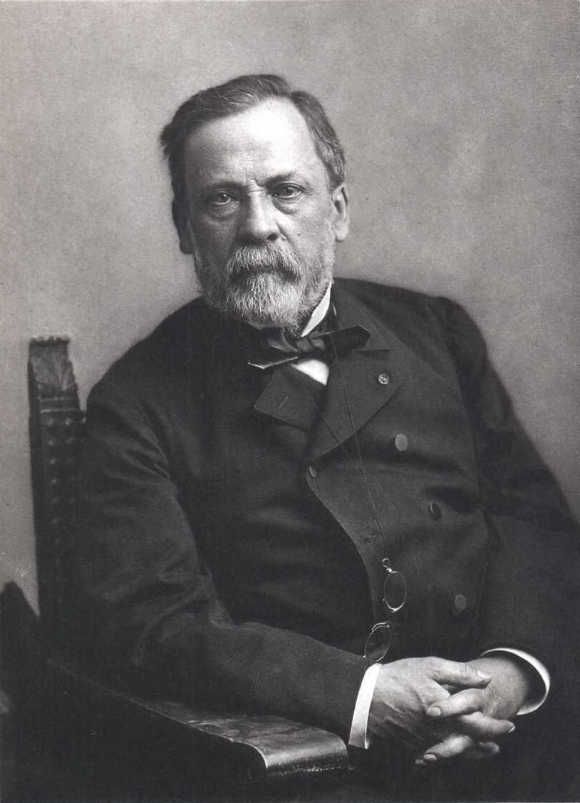 Louis Pasteur 1895