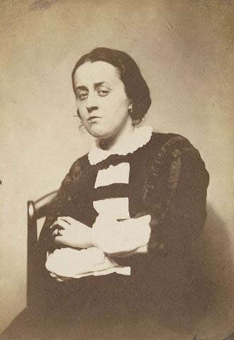 Mme. Ernestine Nadar1854 - 1855