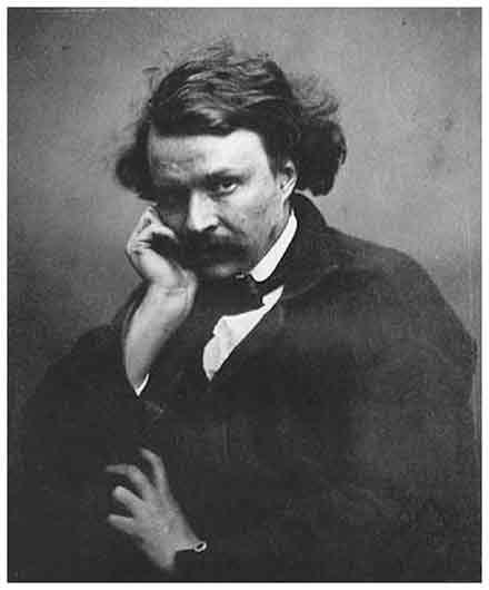 Self-Portrait 1855